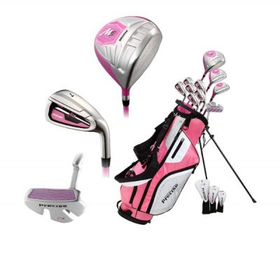 precise m5 ladies golf set