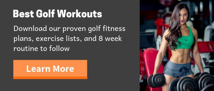 Best Golf Workouts Exercises
