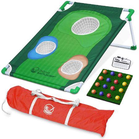 backyard golf game battlechip