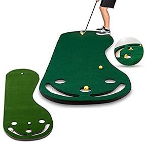 golf green review