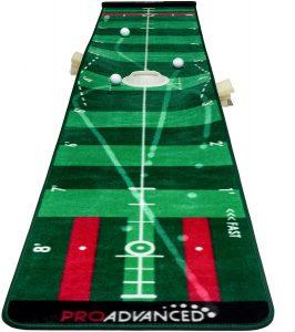 proinfinity golf putting mat