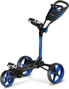 best golf push cart reviews